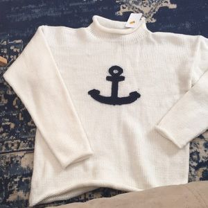 NWT American South Side Sweater. Size Large